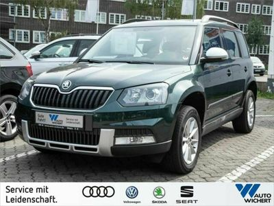 gebraucht Skoda Yeti Outdoor Ambition 2.0 TDI PANORAMA-SD