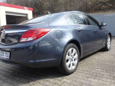 gebraucht Opel Insignia 2.0 CDTI Edition