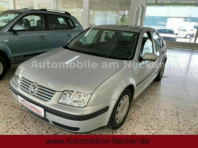 gebraucht VW Bora Lim. 1.6 SR*Basis*EL.Schiebedach*120.000Km*