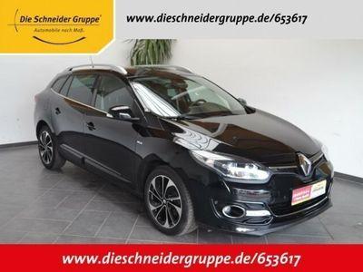 gebraucht Renault Mégane GrandTour Bose dCi 130 Navi, SHZ, RFK