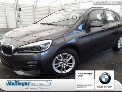 used BMW 218 Active Tourer i Advantage DKG AHK Pano LED Navi