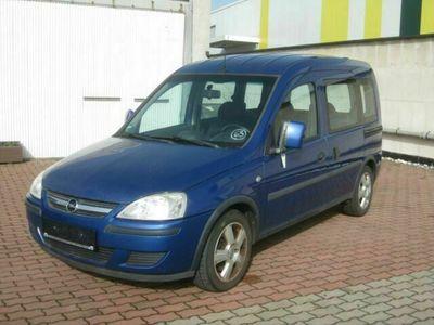 gebraucht Opel Combo Edition CNG Navi Klima LM