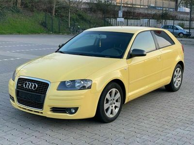 gebraucht Audi A3 A32.0 TDI Ambition Quattro/Navi/Standheizung