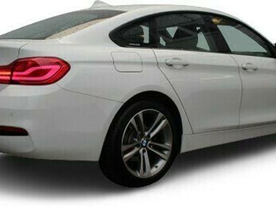 gebraucht BMW 420 Gran Coupé 420 i Lines LED PDC Klima SH LMR