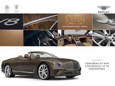 gebraucht Bentley Continental GTC V8 + Full Options +