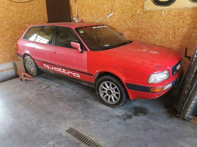 gebraucht Audi 80 Avant quattro