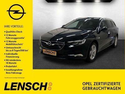 gebraucht Opel Insignia 2.0 CDTI AT 4x4 Inno +NAVI+LED+SITZH+ | Neumünster
