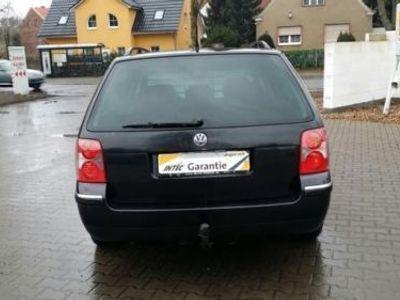 gebraucht VW Passat Variant TDI Highline 4Motion-AHK-Leder