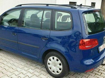 gebraucht VW Touran Trendline BMT AHK