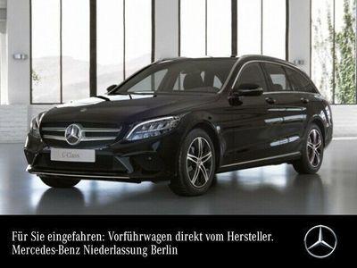 gebraucht Mercedes C160 T Avantgarde LED PTS 9G Sitzh Sitzkomfort