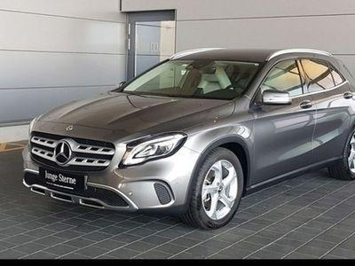gebraucht Mercedes GLA220 4Matic 7G-DCT Urban
