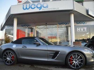 gebraucht Mercedes SLS AMG Roadster GT / B&O / Bestzustand!!!