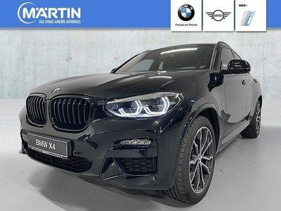 gebraucht BMW X4 xDrive30d M Sport Gestiksteuerung Head-Up