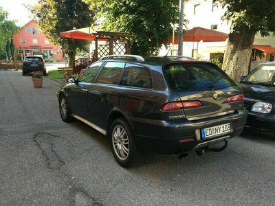 gebraucht Alfa Romeo Crosswagon 156Q4 1.9 JTD 16V Progression als Kombi in Walpertskirchen