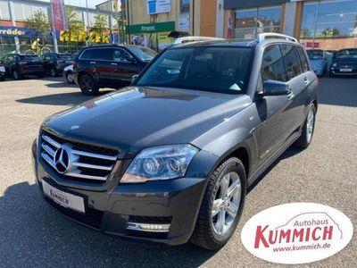 gebraucht Mercedes GLK220 CDI 4 MAtic