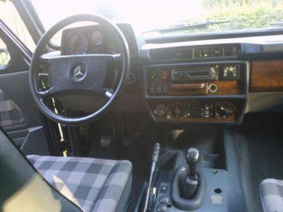 gebraucht Mercedes G230 Benzin / Gasanlage LPG