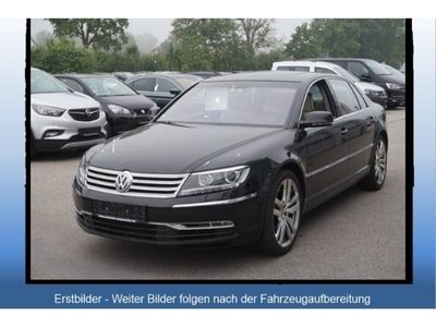 gebraucht VW Phaeton V8 4Motion lang Leder StandHZG Keyless AD Dyn. Kurvenlicht Massagesitze