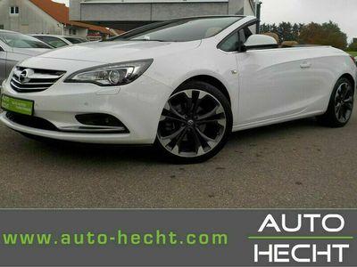 gebraucht Opel Cascada 1,6 Turbo, Leder, Navi, 20 Zoll, Kamera