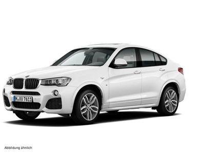 gebraucht BMW X4 xDrive20d M Sportpaket Navi Prof. Klimaaut.