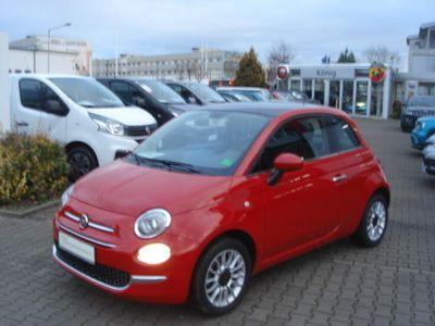 gebraucht Fiat 500 1.2 69PS Lounge Klimaanlage