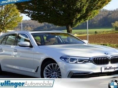 gebraucht BMW 520 dA T Komf-Sitz DrivAss Lenkradh
