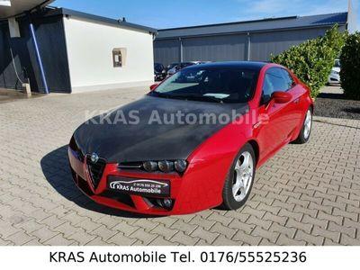 gebraucht Alfa Romeo Brera 2.2 JTS 16V Sky View+Leder+Alus+