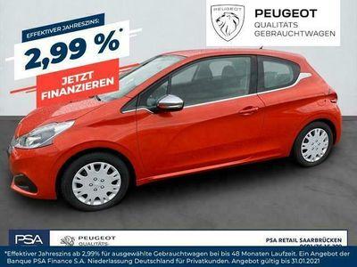 gebraucht Peugeot 208 Allure 1,2l110PS 3-Türer Kamera|SHZ|LM-Felgen|
