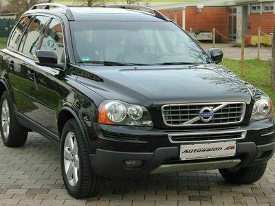 gebraucht Volvo XC90 D5 Edition Geartronic |2-HAND LEDER NAVI|