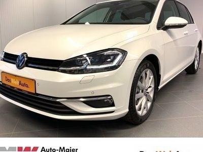 gebraucht VW Golf Highline 1.5 TSI, Navi, ACC, DSG, LM-Felgen,