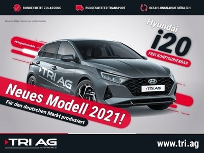 gebraucht Hyundai i20 New T Select Multif Lenkrad SB