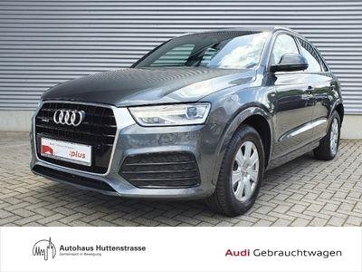 gebraucht Audi Q3 S line 2.0 TDI quattro 110 kW (150 PS) 6-Gang