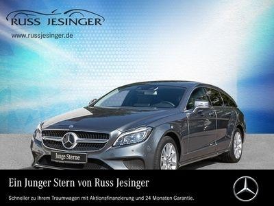 gebraucht Mercedes CLS350 d 4M SB DISTRONIC + COMAND + SHD + AHK