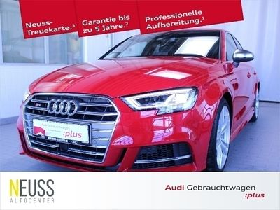 gebraucht Audi S3 S3 LimousineLimousine 2.0 TFSI quattro 228 kW (310 PS) S tronic