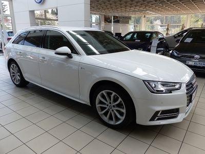 gebraucht Audi A4 Avant Sport 1.4 TFSI S line selection