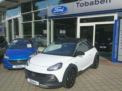 gebraucht Opel Adam Rocks Easytronic Winter Intelli Klima AT