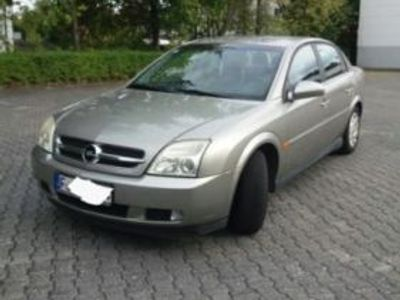 verkauft opel vectra 2 2 gebraucht 2003 km in kalbach. Black Bedroom Furniture Sets. Home Design Ideas