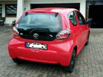 gebraucht Toyota Aygo Rosso