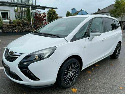 gebraucht Opel Zafira Tourer C Selection*1Hand*TÜV & SERV. NEU*