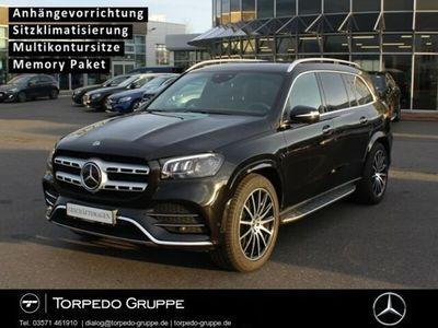 gebraucht Mercedes GLS400 d 4M AMG Line MULTIKONTURSITZE+STAND-HZG