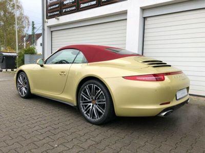gebraucht Porsche 991