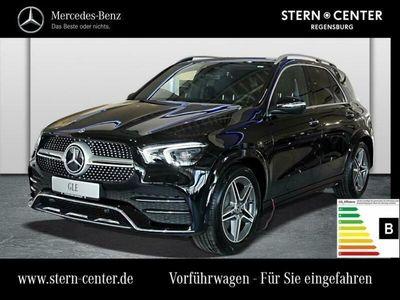 gebraucht Mercedes GLE450 AMG AMG 4M AMG+neues Modell+Burmester+Distro