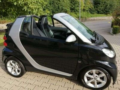 gebraucht Smart ForTwo Cabrio forTwo Basis, Leder, Automatic