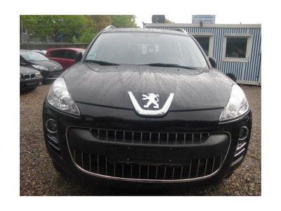 gebraucht Peugeot 4007 HDI FAP 7-Sitzer Sport,Klima,NAVI,Alus,Winterräder