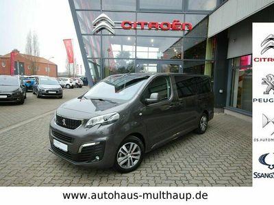 gebraucht Peugeot Traveller Business L3 (XL) BlueHDi 180 S&S EAT8 als Van/Kleinbus in Waren / Müritz