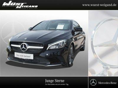 gebraucht Mercedes CLA180 Coupé Urban+Navi+KeylessGo+Klima+LED+PTS