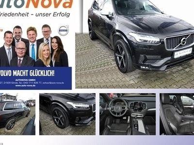 käytetty Volvo XC90 D5 DPF AWD R-Design Navi LED