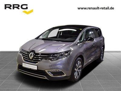 second-hand Renault Espace INTENS 1.8 TCE 225 AUTOMATIK ab EZ 5 Jahre Garant