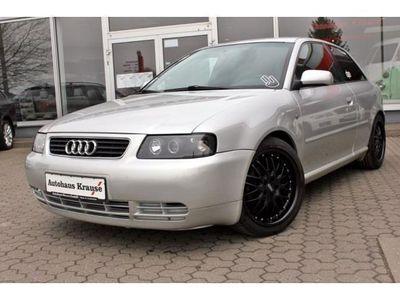gebraucht Audi A3 1.6 Attraction - HU neu/Getr.+Kuppl. überholt