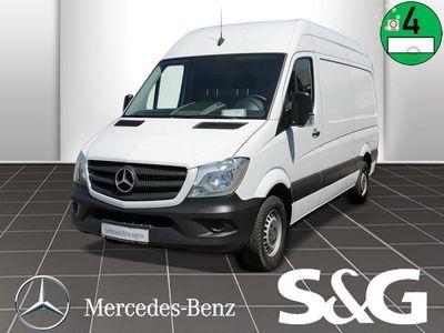 gebraucht Mercedes Sprinter 213 CDI Kasten Hochdach Standard