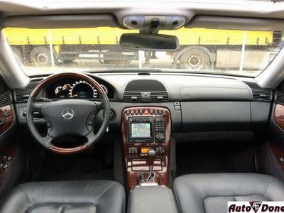 gebraucht Mercedes CL500 CL -KLASSE1.HAND LEDER/NAVI-COMAND/XENON